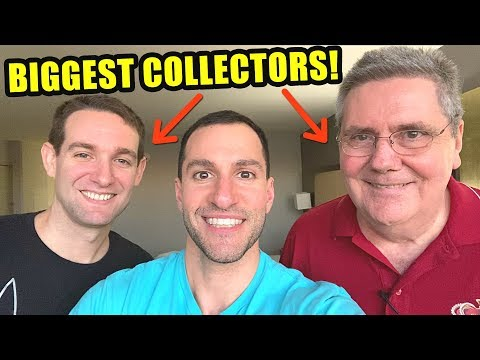 *WORLD'S BIGGEST POKEMON CARDS COLLECTORS!* Gary And Smpratte!