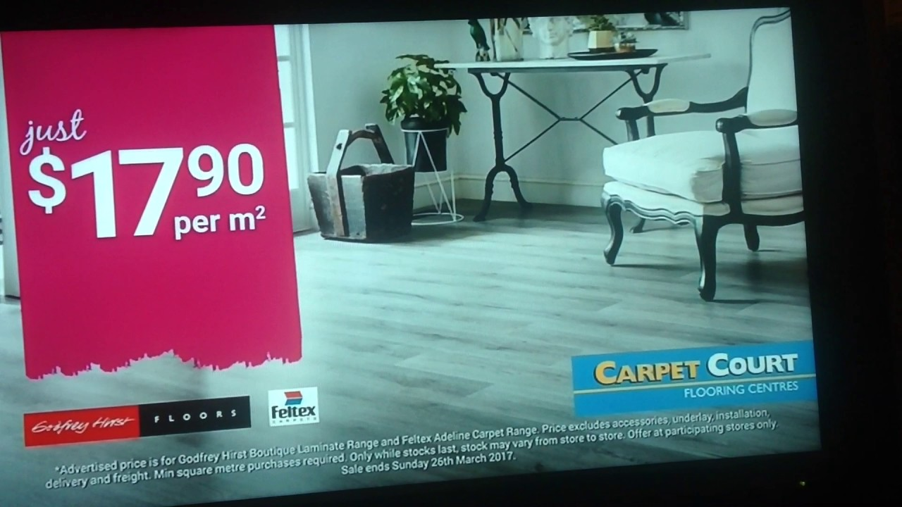 Carpet Court 2017 Ad Youtube