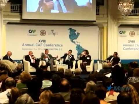 Concluye en Washington conferencia anual para el desarrollo