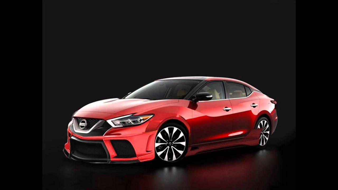 Photoshop Tuning Nissan Maxima 2016 Virtual Tuning Youtube
