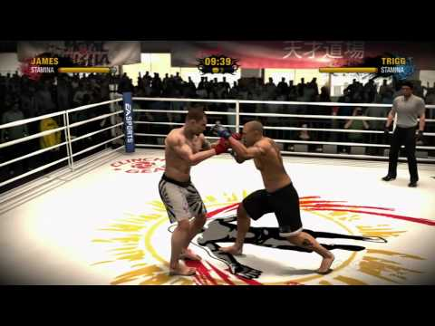 GameSpot Reviews - EA Sports MMA Video Review