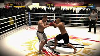 GameSpot Reviews - EA Sports MMA Video Review
