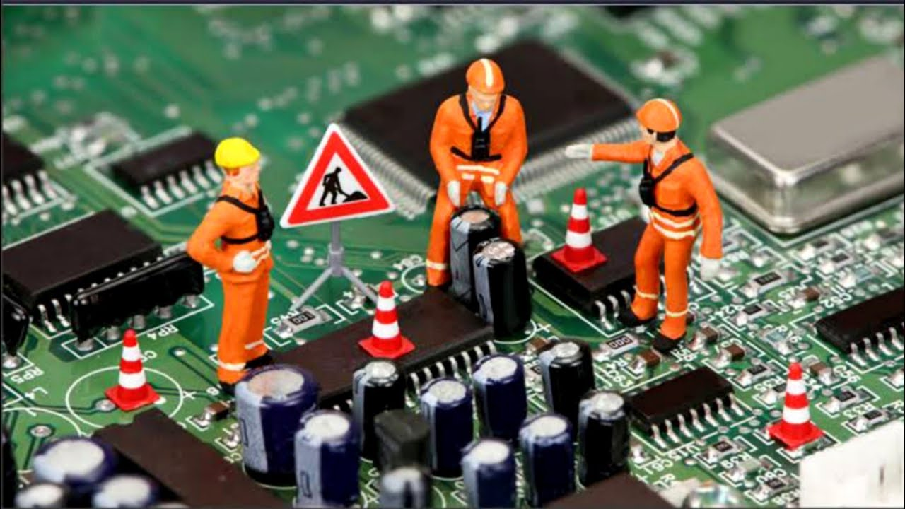 Electronic Components Basic Course in Hindi - How to Identify Electronic Components