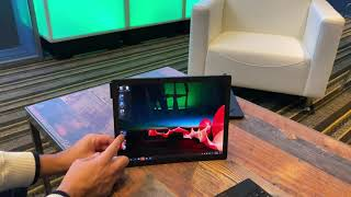 Lenovo X1 Fold  World's First Foldable Computer is the Future