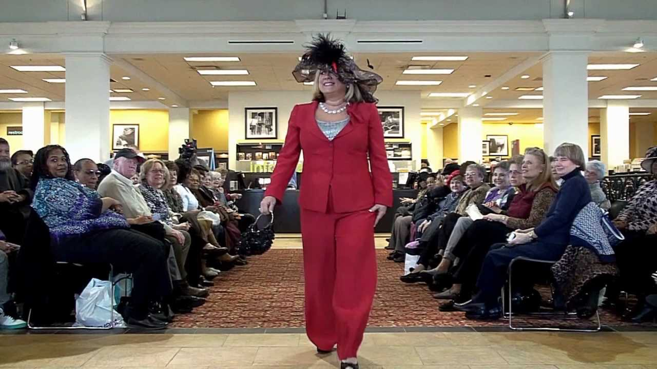 Order of program for church fashion show - 12th Anniversary Crowns Hat Fashion Show At Books Co In The Greene Youtube