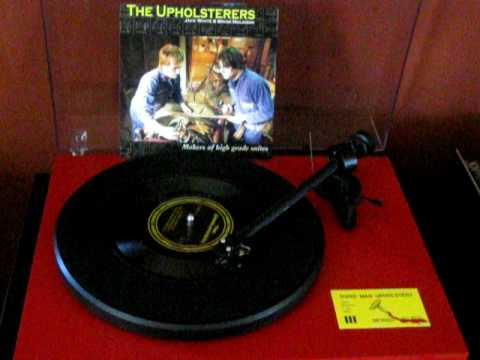"""The Upholsterer's - Makers of High Grade Suites - """"Apple of My Eye"""""""
