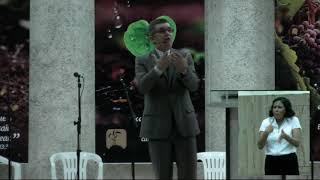"""Mensagem 14.07.2019 - Ezequiel 37.1-14 """"O poder da palavra de Deus"""" Pr. Francisco Chaves"""