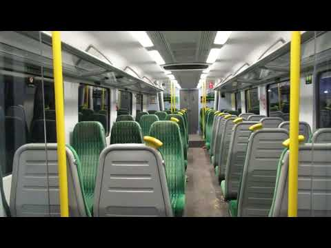 London NorthWestern Announcement Crewe To London Euston Via Birmingham New Street