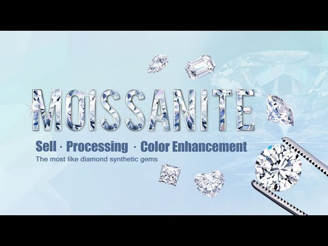 Loose Moissanite Gemstones wholesale at factory direct from China Suppliers and Manufacturers