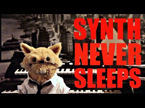 This Cat is NED – EP33 – SYNTH NEVER SLEEPS