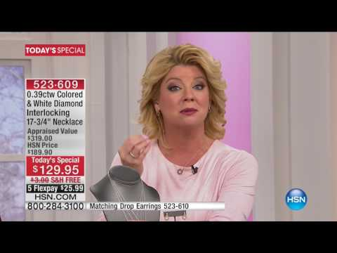 HSN | Valentine Jewelry Gifts 01.31.2017 - 02 PM