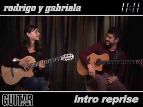 Rodrigo y Gabriela - Guitar Lesson