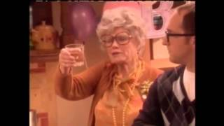 Grandma is Drunk... on TV! | America's Funniest Viral Videos #Commercial