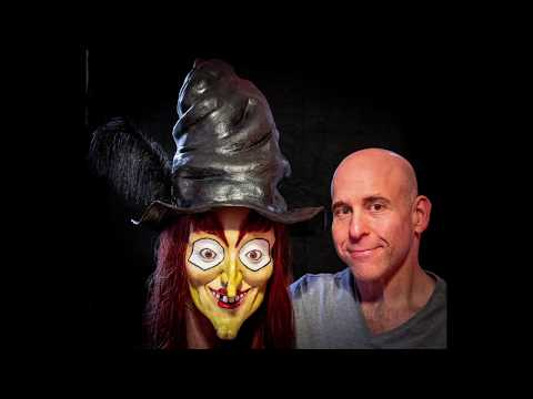 """How I Made A """"Witchiepoo"""" Mask From HR Pufnstuf!"""