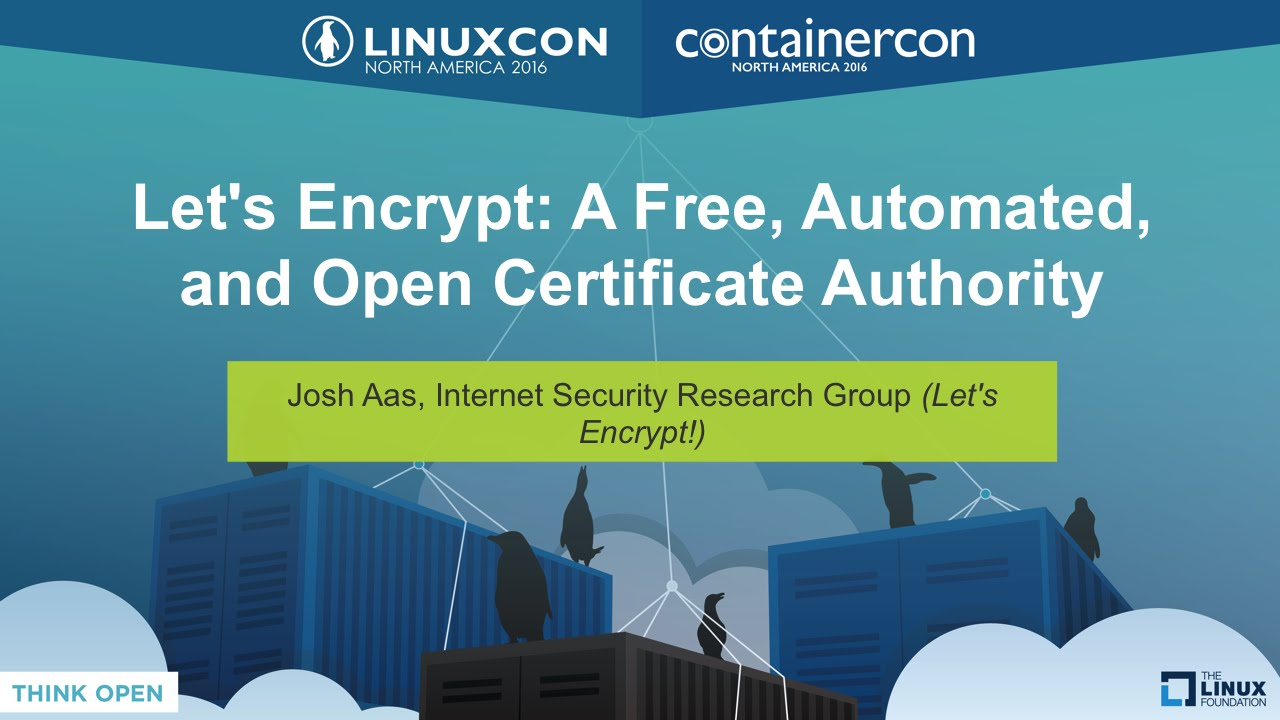 recommended by Snowden – Let's Encrypt Free SSL Certificates Apache
