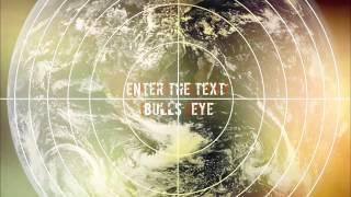 Enter The Text Bull S Eye