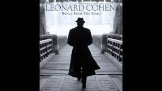 Leonard Cohen - Waiting for a miracle (Live 2010)