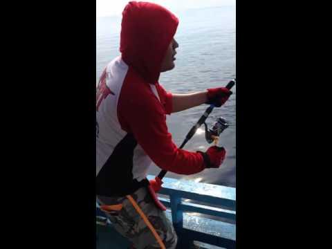 Strike rubby sniper laut sulawesi with team kami FC makassar
