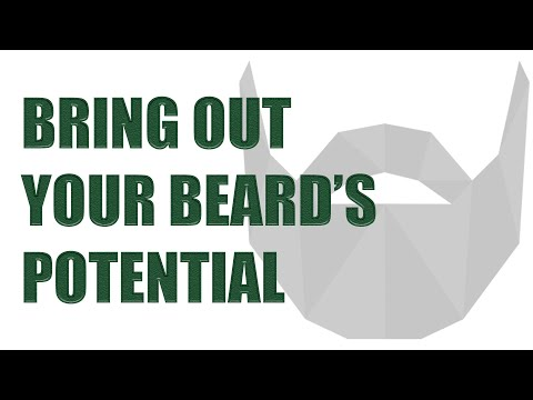 Growing Your Beard to Its Fullest Potential Naturally | Stress, Vitamins, Beard Oil