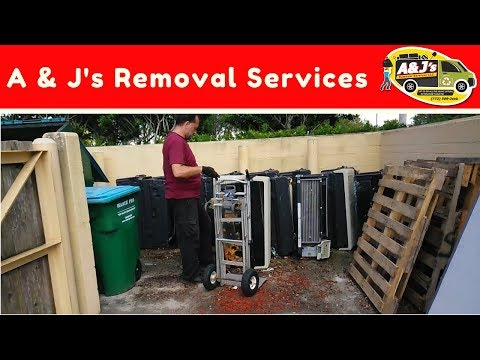 Scrap Metal Removal - PTAC Units