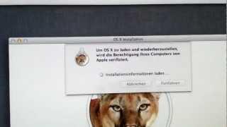 iMac in den Auslieferungszustand versetzen