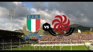 Italy v Georgia: The biggest game of the autumn!