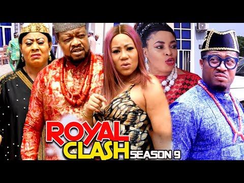 Download ROYAL CLASH SEASON 9 - (New Trending Movie) 2021 Latest Nigerian Nollywood Movie Full HD