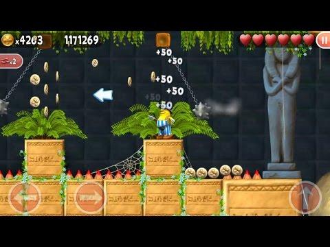 Incredible Jack: Jump And Run - Level 16