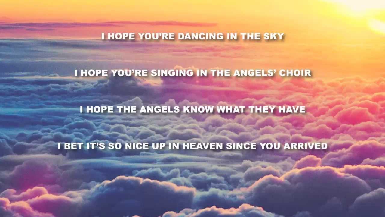 SheDaisy - Dancing With Angels Lyrics | MetroLyrics