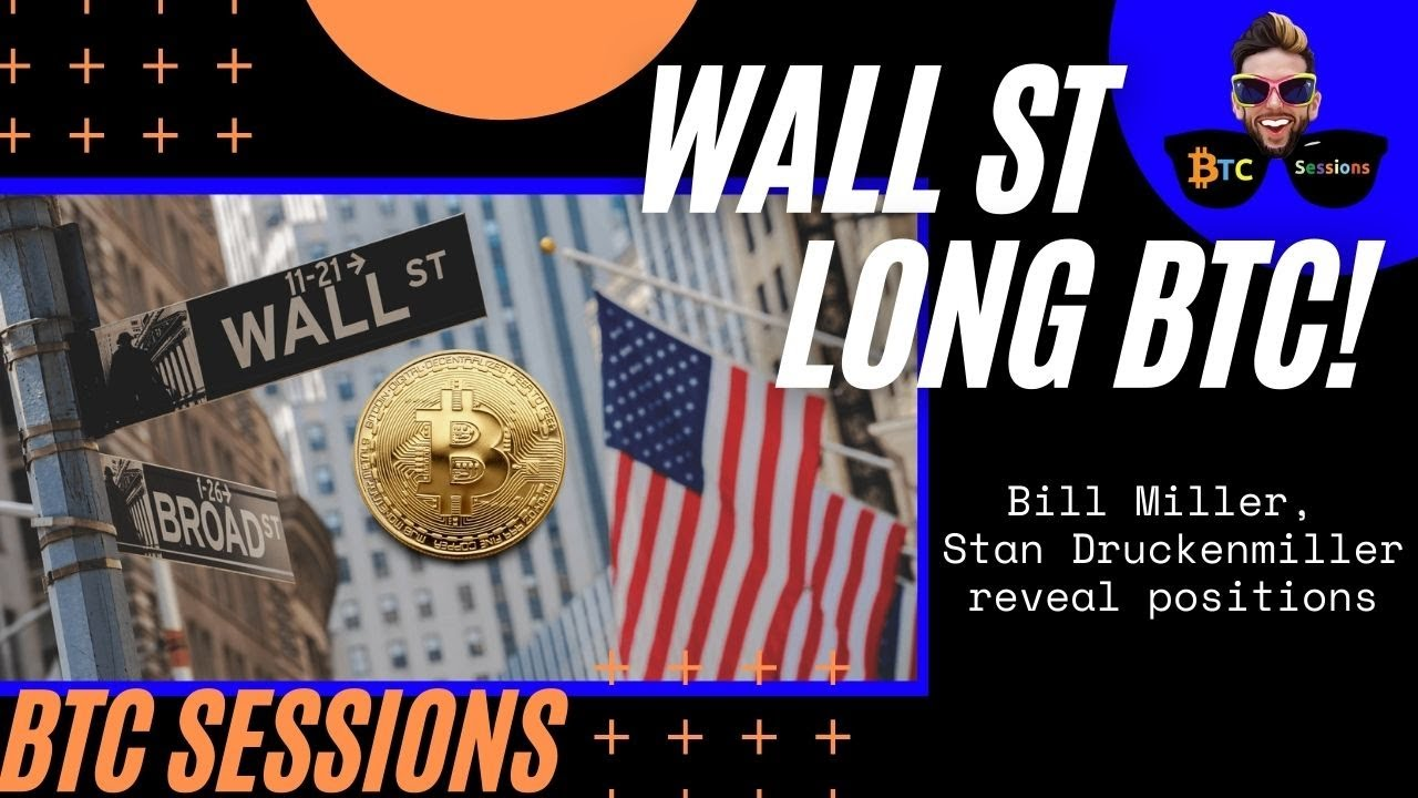 Wall Street BUYING BITCOIN! Legendary Investors Reveal They Hodl