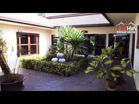 Cute House for Sale in Pranburi HHDH6968