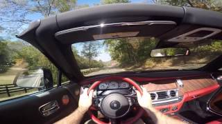 2017 Rolls Royce Dawn POV Test Drive