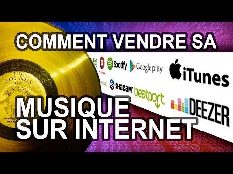 TUTO BIZ - Comment Vendre sa musique sur internet ? Beatport Itunes google deezer spotify etc...