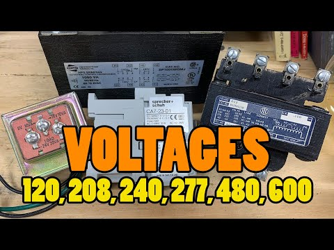 Difference Between VOLTAGES - Why We Need Them All