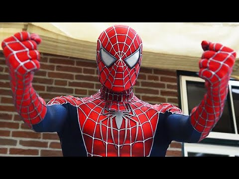 Spider-Man Costume - Fan Spent 14 Years Making The Most Movie Accurate Spider-Man Outfit