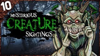10 Mysterious Creatures Seen While Hiking | Darkness Prevails