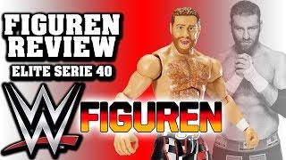 WWE Mattel SAMI ZAYN Elite Serie 40 | FIGUREN REVIEW