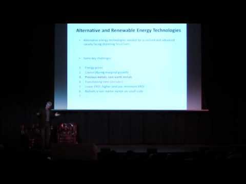 TEDxUOIT - Dr. Peter Berg