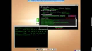 أسهل طريقة لإختراق شبكه الوايرلس بإستخدام برنامج BIENI
