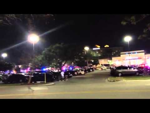 99403d3020b Galaxy Foamposites at the Florida Mall Riot - YouTube