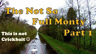 Narrowboat Life - 2018 - No.20 - The Not So Full Monty Part 1 - Montgomery Canal