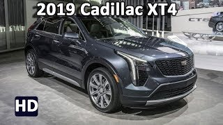 CADILLAC XT4 2019   New 2019 Cadillac XT4 Review : Finally and Smaller Caddy Crossover