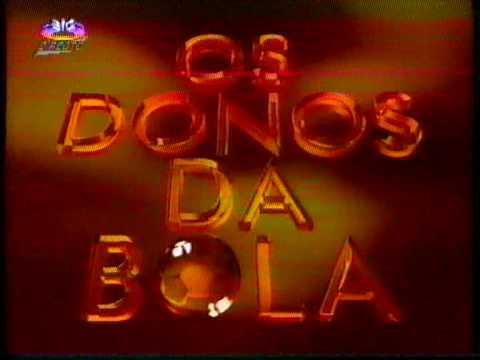 Genérico Os Donos da Bola 1996