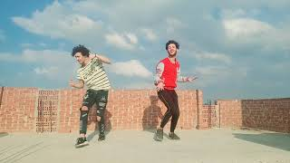 رقص كريم سنجارى وبريك دانس زعلبه على مهرجان حب طلع كمين 2