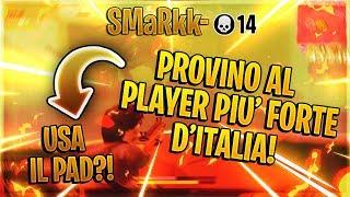 PROVINO AL PLAYER PIÙ FORTE D'ITALIA DA PS4?! (PAD)