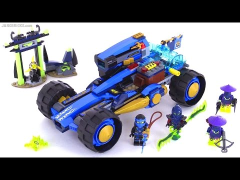 lego ninjago jay walker one review set 70731 youtube. Black Bedroom Furniture Sets. Home Design Ideas
