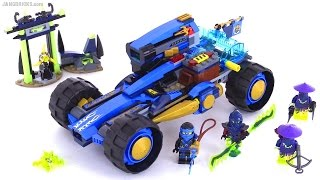 LEGO Ninjago Jay Walker One review! set 70731
