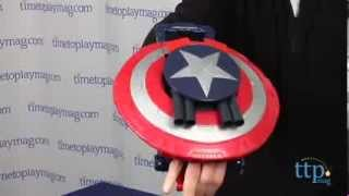Captain America: The Winter Soldier Super Soldier Gear Stealthfire Shield from Hasbro