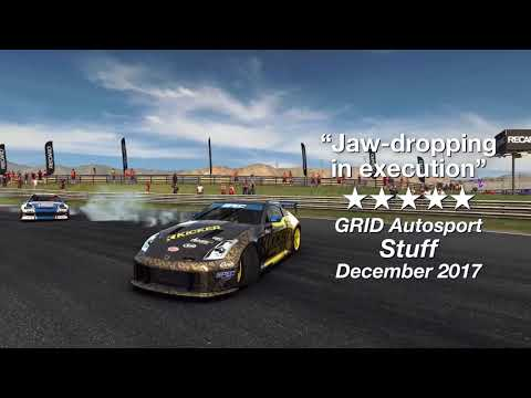 GRID Autosport New Update Added New Control System and Other Enhancements