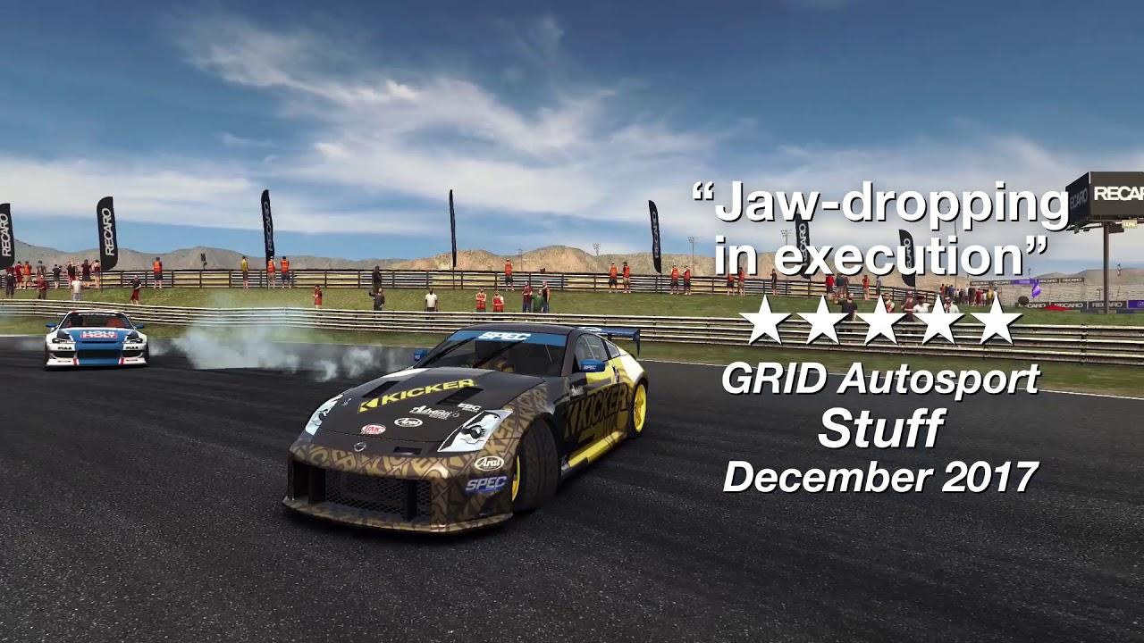 Grid Autosport is a hit, despite hefty price tag | Cult of Mac
